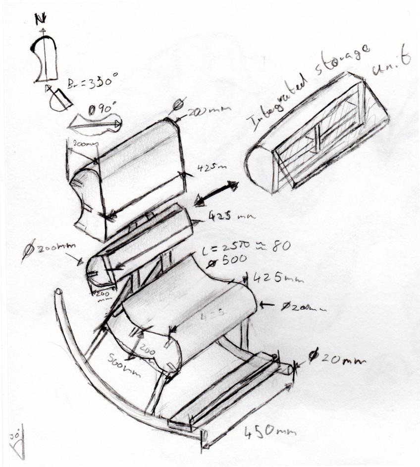 Rockin Chair Design Sketch By Lordgarth6 On Deviantart