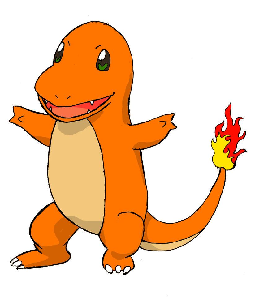 Charmander Pokemon By ...