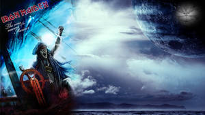 Iron Maiden-Rime of the Ancient Mariner Wallpaper