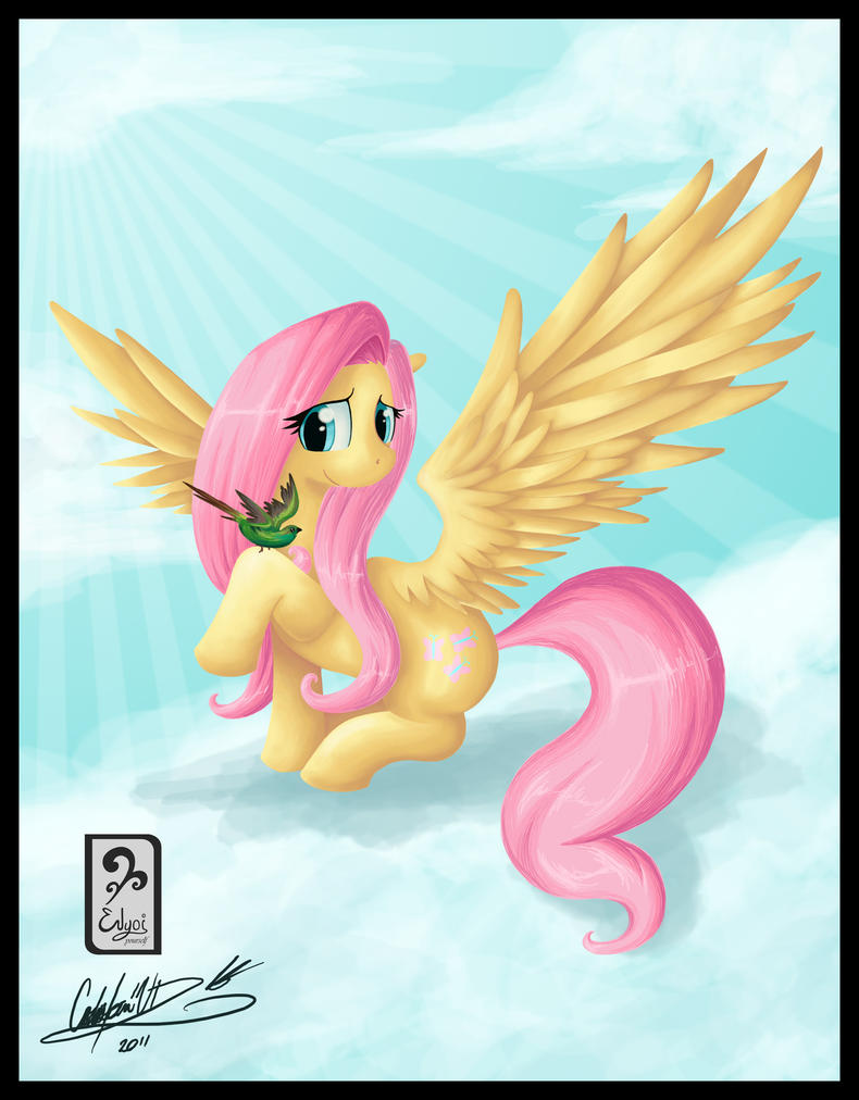 My Name is Fluttershy by Enyoiyourself
