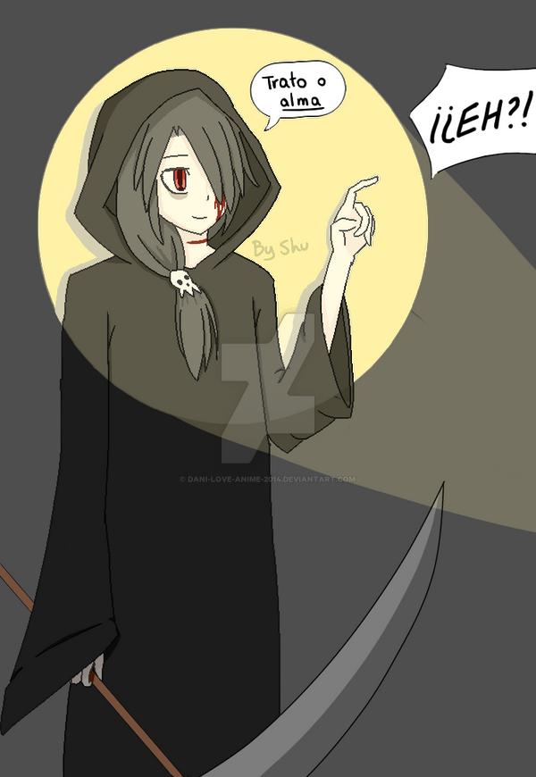 Dia 4 Halloween by Dani-love-anime-2014