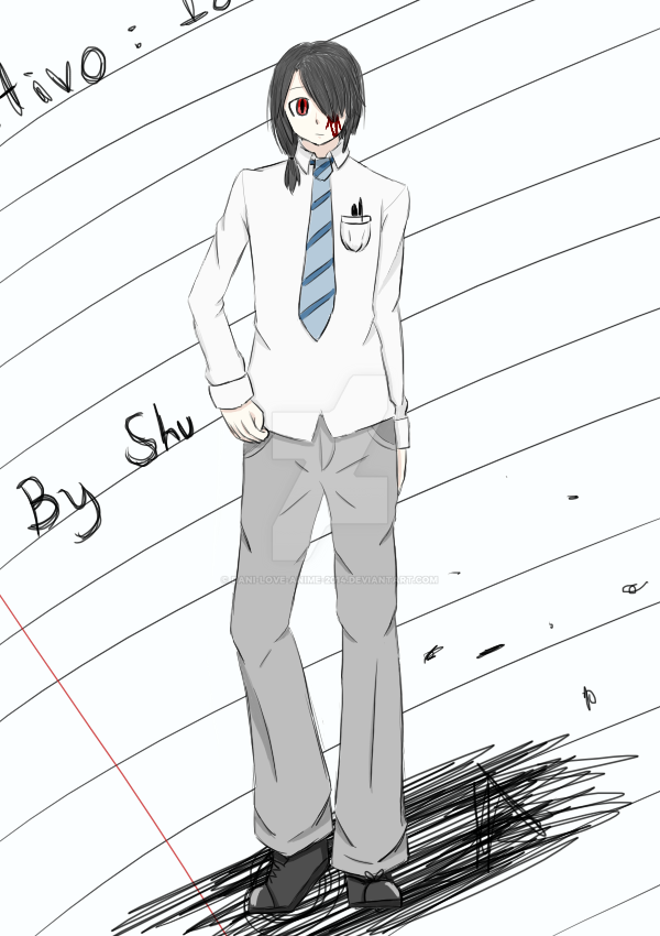 Dia 7 Uniforme escolar by Dani-love-anime-2014
