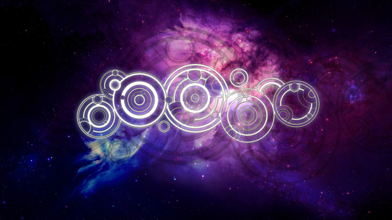 gallifreyan symbols wallpaper - photo #4