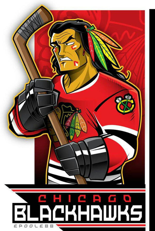 Chicago Blackhawks  by SouthernScot21