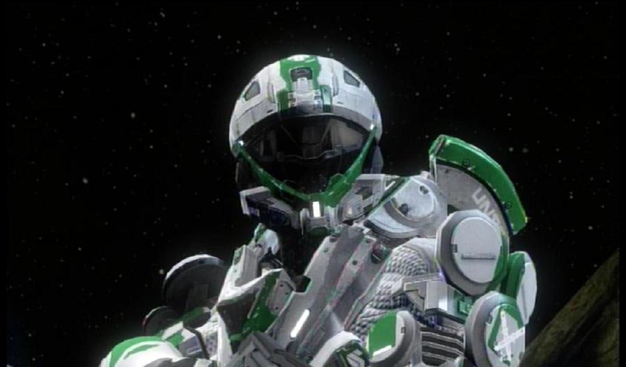 Halo 4 Recon helmet Re...
