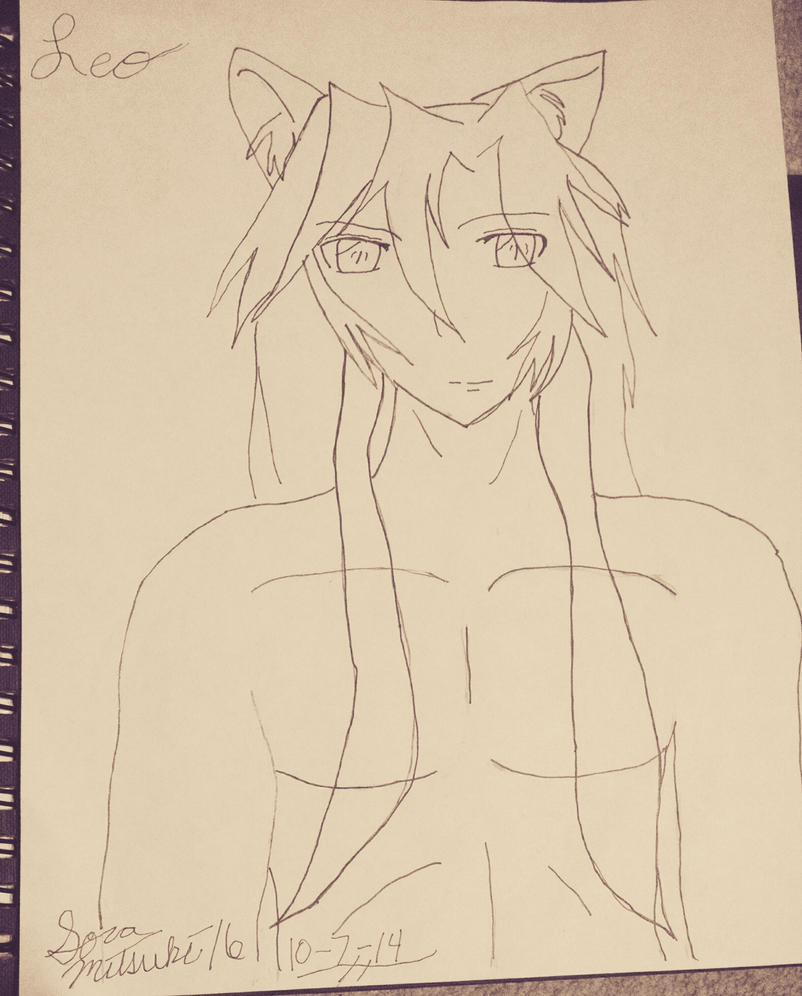 Leo by soramitsuki16