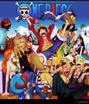 One Piece cover 61