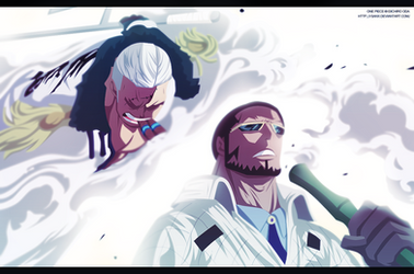 Behind Smoke by i-SANx
