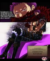 Reward - Charlotte katakuri by i-SANx