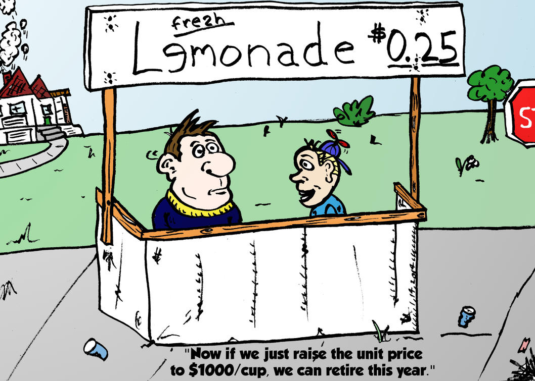 how to start a lemonade stand business