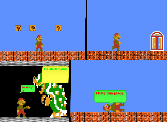 super mario flash 63