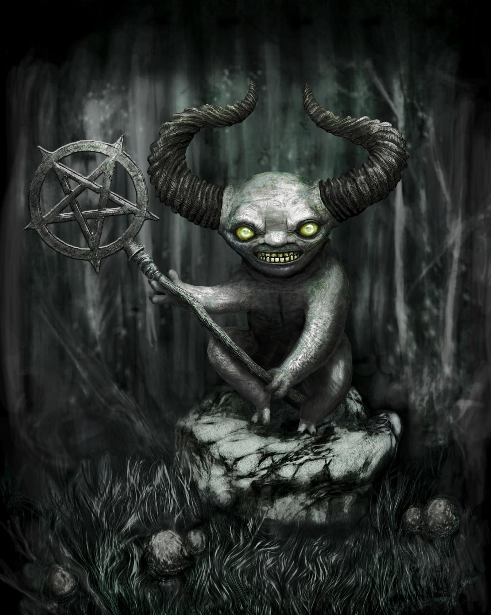 Evil by fooxd