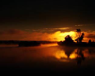 Sunrise by JonMnenonic