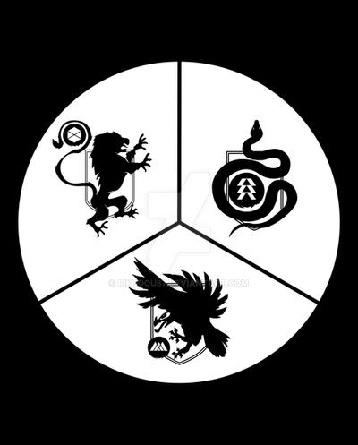 Destiny 2 Class Symbols Wheel By Rikudou87 On Deviantart