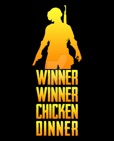 Chicken Dinner Pubg Wallpaper Amazing Wallpaper Hd Library