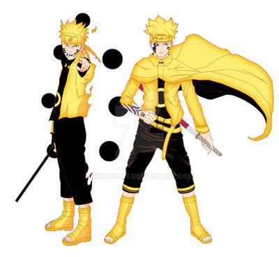 Unduh 6500 Koleksi Wallpaper Naruto Rikudou Sennin Kurama Mode Gratis Terbaik