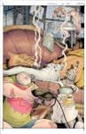 Transmetropolitan Art Book no2