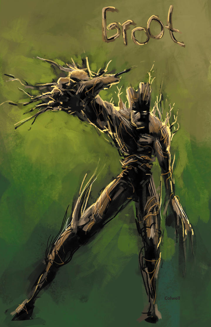 Groot TenTonAZ Colwell by JeremyColwell