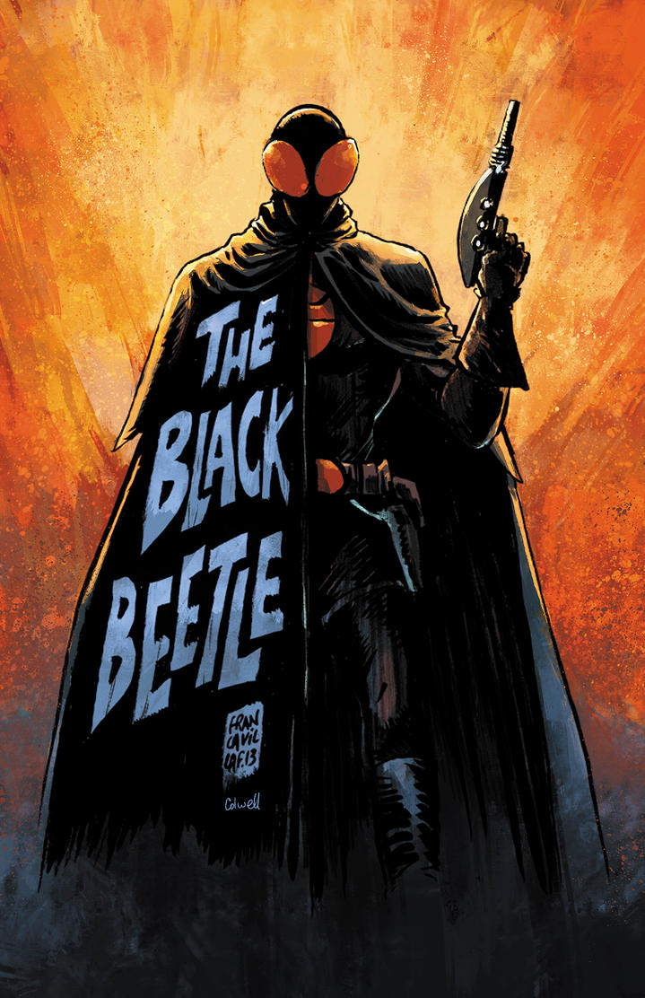 Black Beetle by JeremyColwell