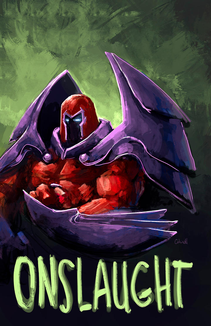 Onslaught by JeremyColwell