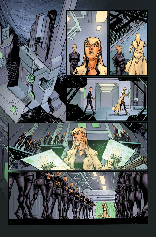 Athena IX 001 009 colors by JeremyColwell