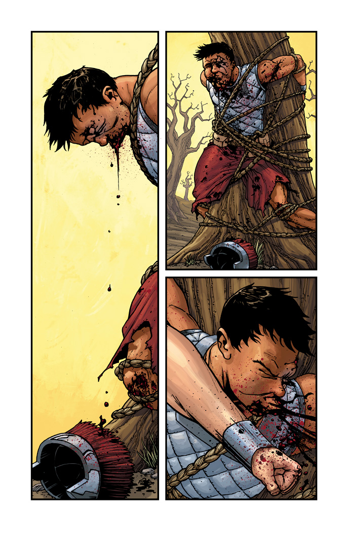 Covenant #1 pg01 colors by JeremyColwell