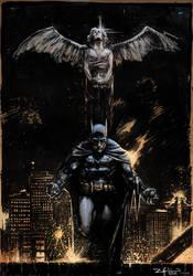 Batman GerardoZaffino Colwell