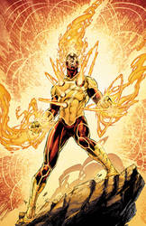 Firestorm BrettBooth BenJones TracyWong Colwell