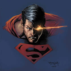 Superman Segovia Colwell