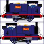 Model Series Suzy (Underground Railway Livery)