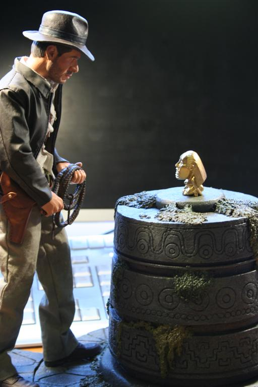 custom SS Indiana Jones 3 by DarrenCarnall
