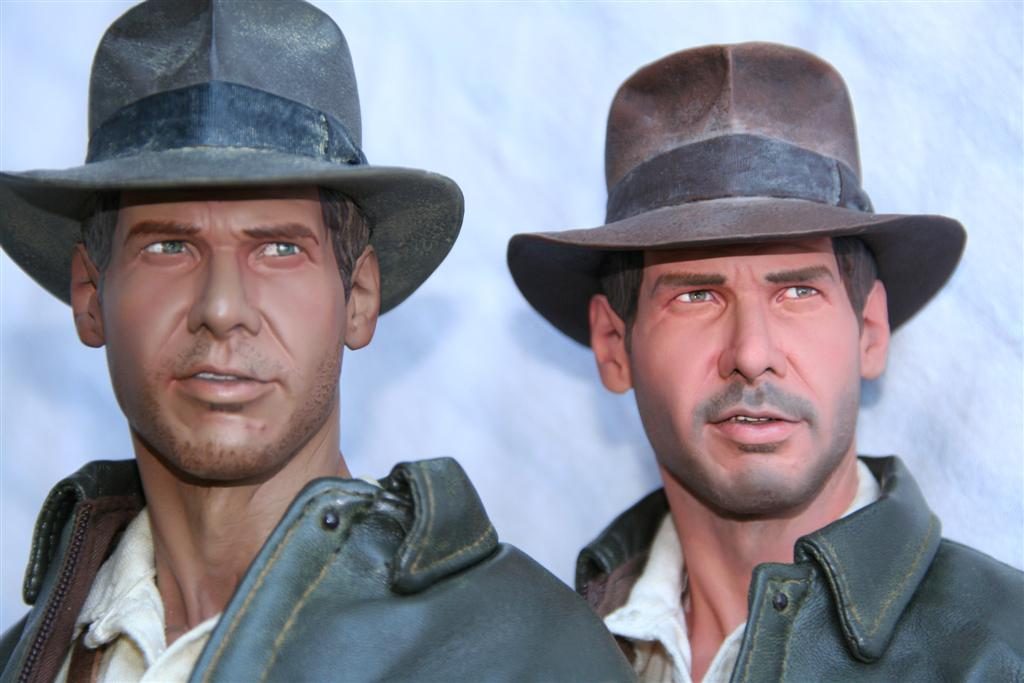 Sideshow Indy statue repaint 2 by DarrenCarnall