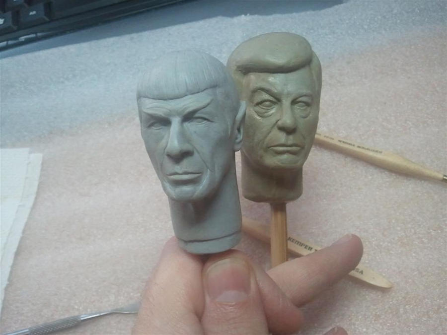 Dr McCoy - Work in progress 3 by DarrenCarnall