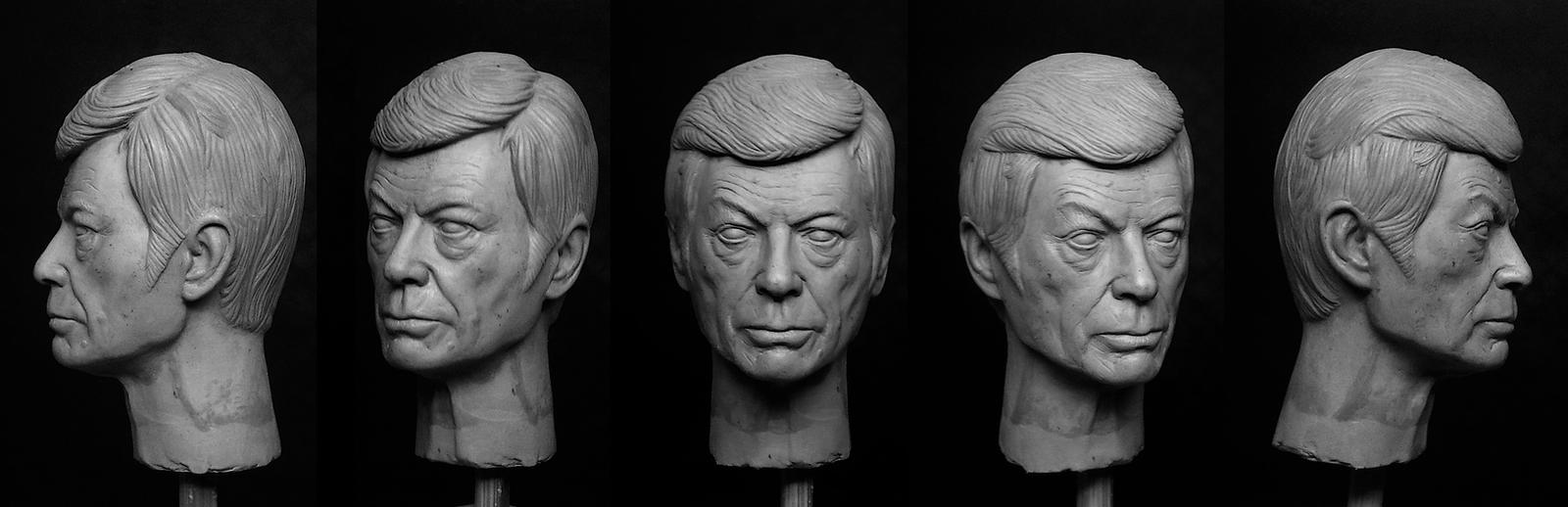 McCoy Sculpt - finished by DarrenCarnall