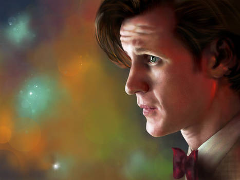 'Ancient and forever' - (Doctor Who)