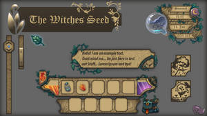 Witches Seed UI Concept