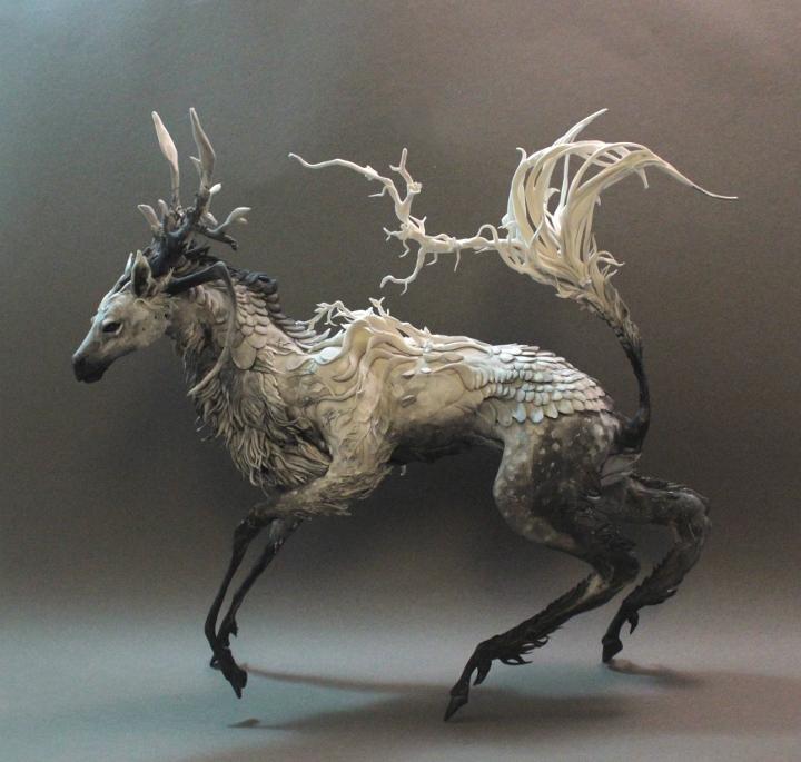 Dapple Kirin by creaturesfromel