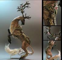 custom order Kirin by creaturesfromel