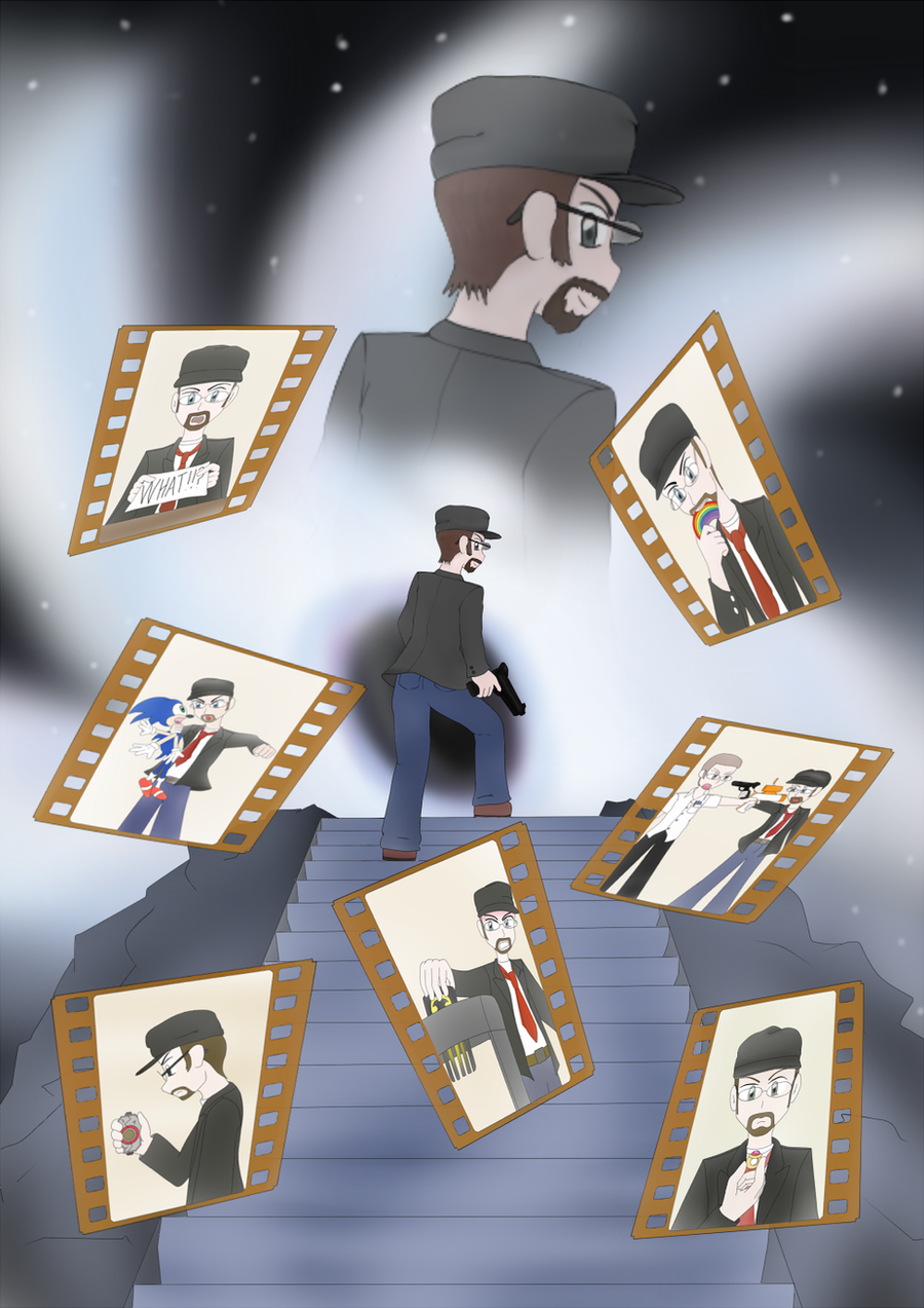 Goodbye, Nostalgia Critic by BlueLineProductions