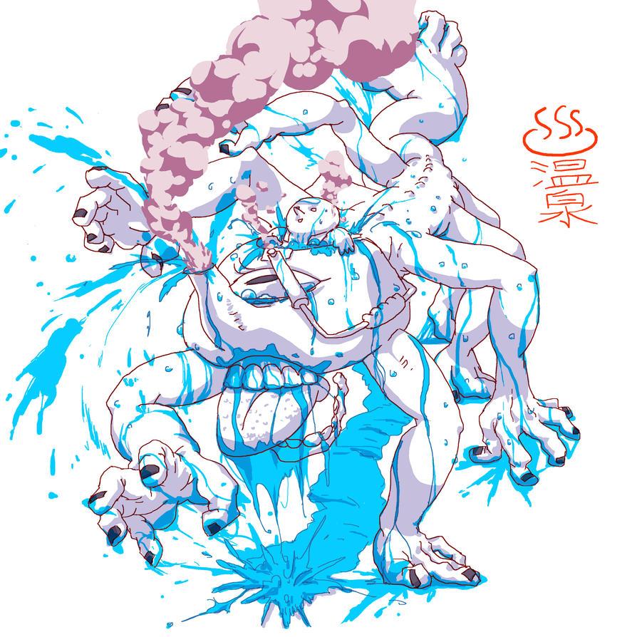 Monster by jijasddd