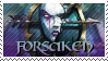 WoW: Forsaken Stamp