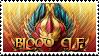 WoW: Blood Elf stamp