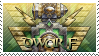 WoW: Dwarf Stamp by RealmKnight
