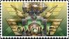 WoW: Dwarf Stamp by RealmKnight