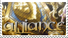 WoW: Alliance Stamp by RealmKnight