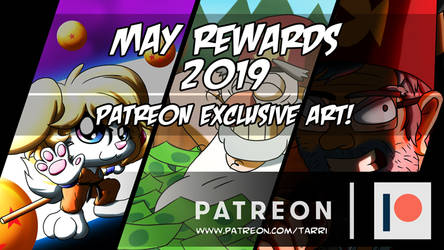 Patreon-Exclusive Teaser - May 2019! by TarriPup