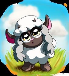 Ewe Wooloo by TarriPup