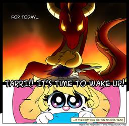 Tarri's Day Adventures - Wake, 5 by TarriPup