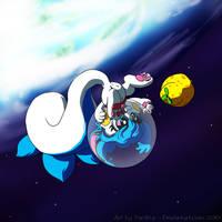 Space Pachirisu!