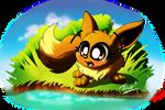 1a - Kanto Starter: Eevee by TarriPup